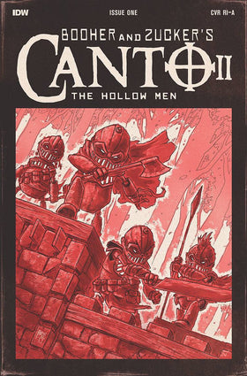 Canto Ii Hollow Men #1 (Of 5) 1:10 Bishop Incentive