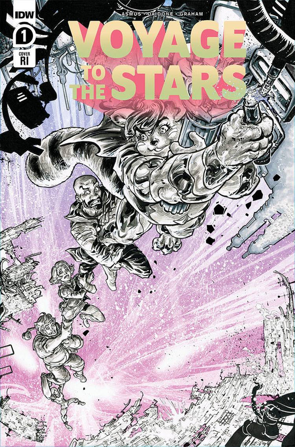 Voyage To The Stars #1 (Of 5) 1:10 Incentive Williams II - State of Comics