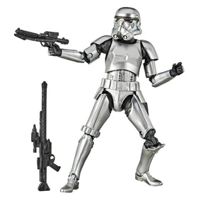SW Black Series Carbonized Stormtrooper 6 in AF