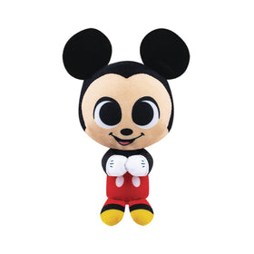 Disney Mickey Mouse 4in Plush