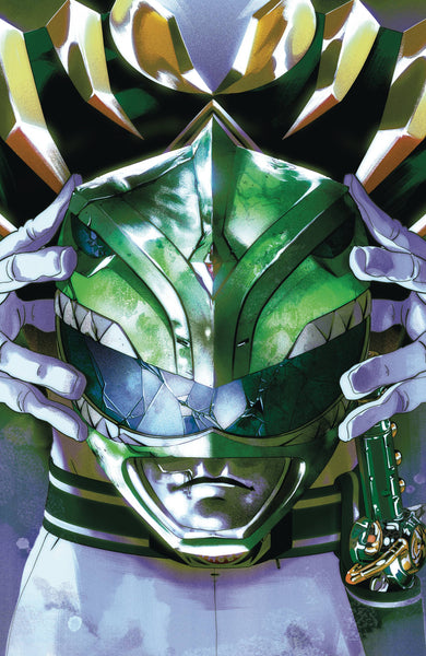 Mighty Morphin Power Rangers #55 Foil Montes Var (C: 1-0-0) (10/21/2020) - State of Comics