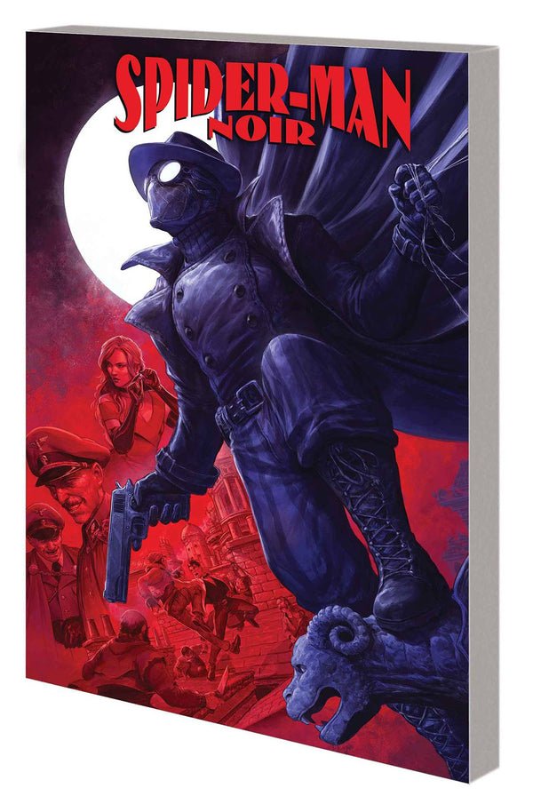 Spider Man Noir Twilight in Babylon TP - State of Comics