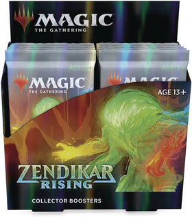 MtG Zendikar Rising Single Collectible Booster Pack
