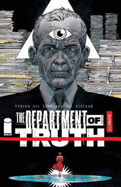 Department Of Truth #1 1:10 Shalvey Incentive