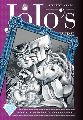 Jojos Bizarre Adventure 4 Diamond is Unbreakable HC Vol 08