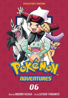 Pokemon Adv Collector's Ed TP Vol 06