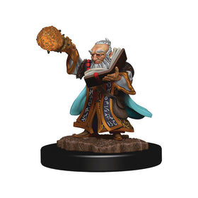 D&D Icons of the Realms Premium Fig Gnome Wizard Male