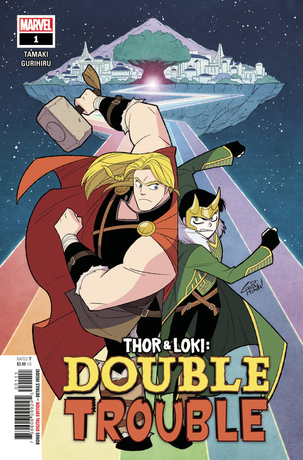 Thor And Loki Double Trouble #1 (Of 4) (03/10/2021) - State of Comics