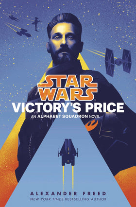Star Wars Alphabet Squadron HC Novel Victory's Price