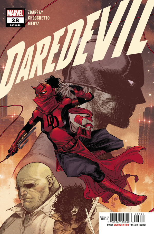 Daredevil #28 Kib (03/10/2021) - State of Comics