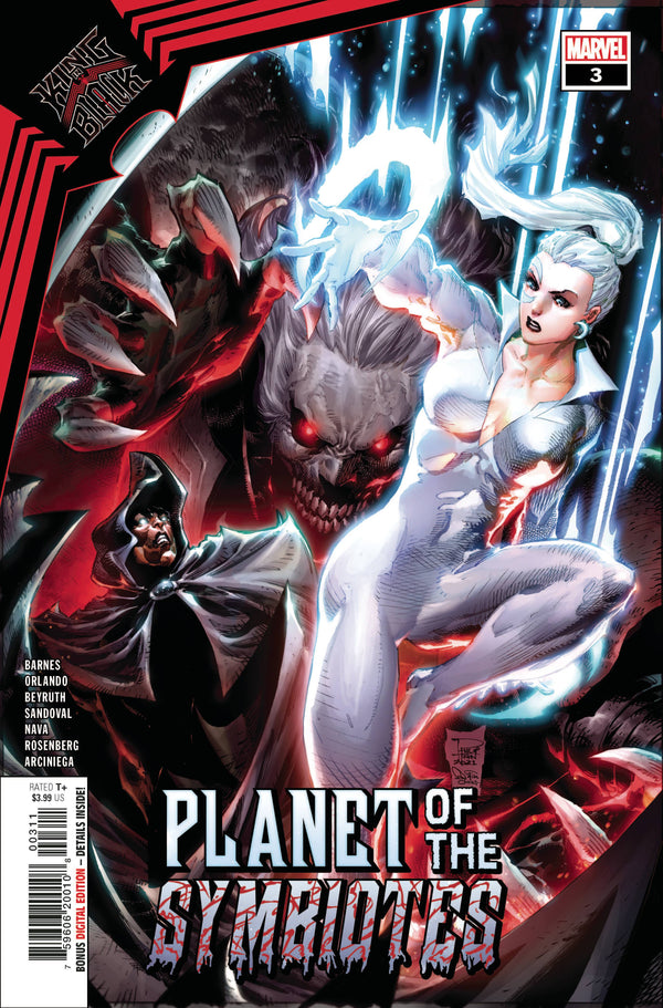 King In Black Planet Of Symbiotes #3 (Of 3) (03/10/2021) - State of Comics