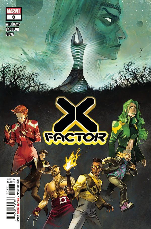 X-Factor #8 (03/10/2021) - State of Comics