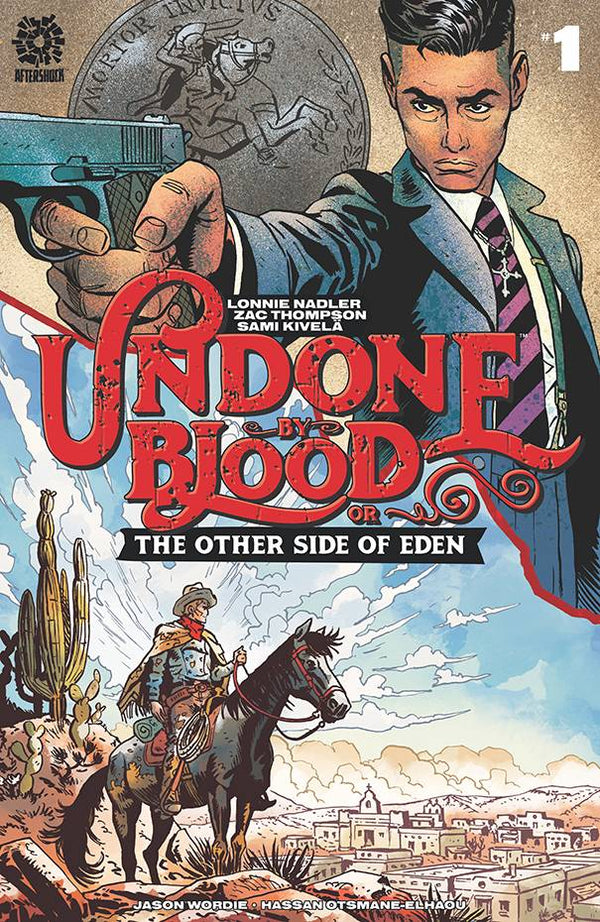 Undone By Blood Other Side Of Eden #1 Cvr A Kivela & Wordie (03/03/2021) - State of Comics