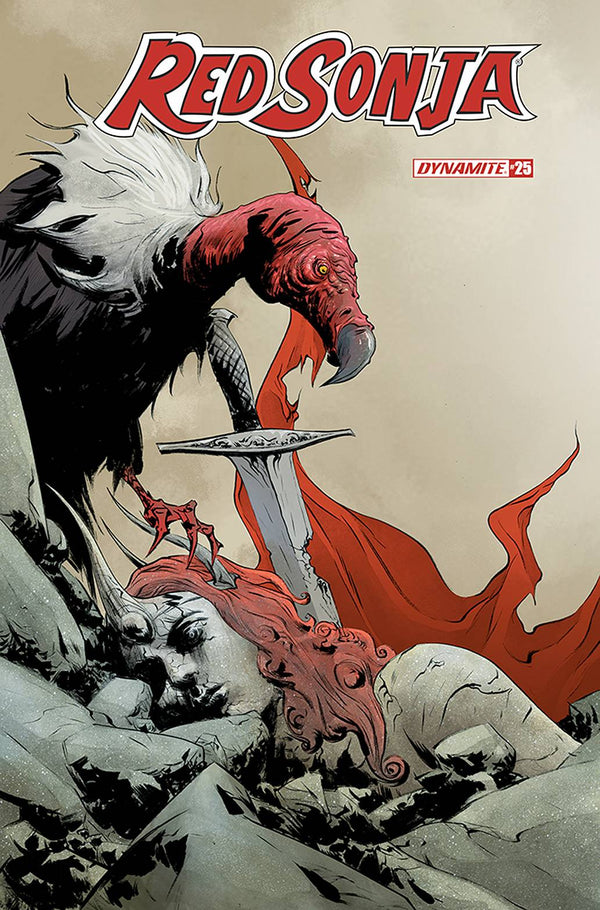 Red Sonja #25 Cvr A Lee (03/24/2021) - State of Comics
