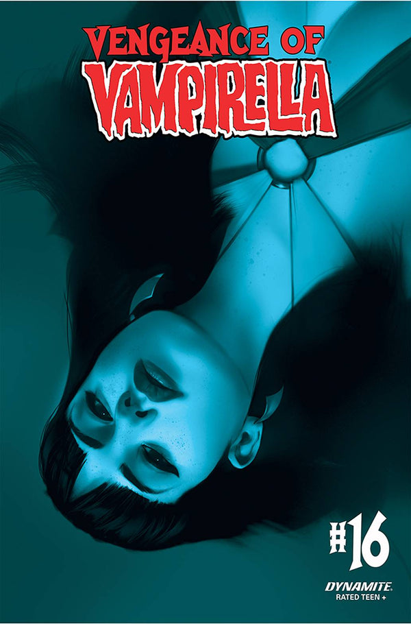 Vengeance Of Vampirella #16 40 Copy Oliver Tint Incv (03/17/2021) - State of Comics