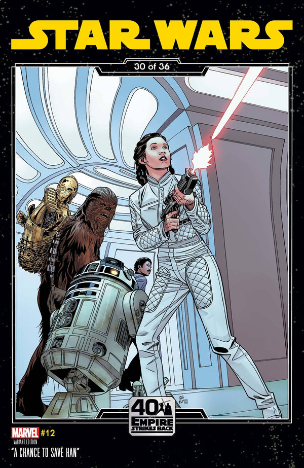 Star Wars #12 Sprouse Empire Strikes Back Var (03/10/2021) - State of Comics
