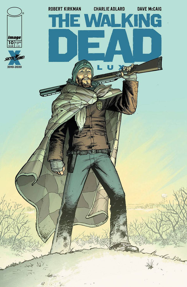 Walking Dead Dlx #10 Cvr B Moore & Mccaig (Mr) (03/03/2021) - State of Comics