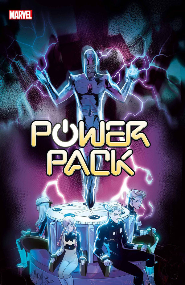 Power Pack #5 (Of 5) (04/14/2021) - State of Comics
