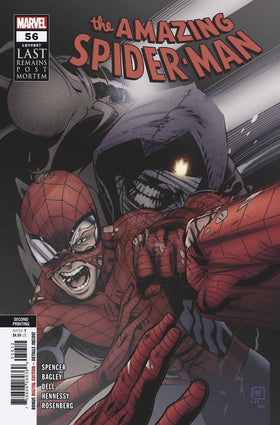 Amazing Spider-Man #56 2nd Printing