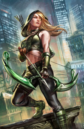 Robyn Hood Voodoo Dawn One Shot Cvr C Macdonald (5/5/2021)