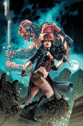 Van Helsing Steampunk One Shot Cvr A Vitorino (5/12/2021)