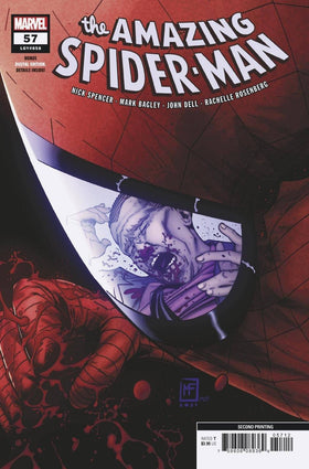Amazing Spider-Man #57 2nd Printing