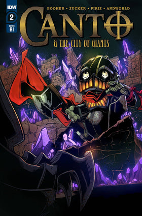 Canto & City Of Giants #2 (Of 3) 10 Copy Incv Zucker (Net) (05/12/2021)