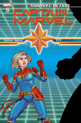 Marvel Action Captain Marvel #5 10 Copy Megan Levens Incv Cv (5/26/2021)