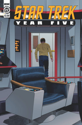 Star Trek Year Five #22 (5/5/2021)