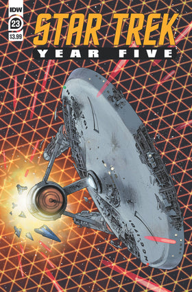 Star Trek Year Five #23 (5/26/2021)