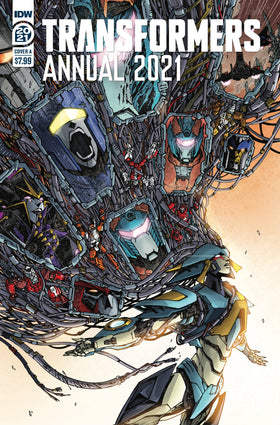 Transformers Annual 2021 Alex Milne Cvr (5/26/2021)