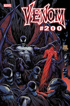Df Venom Legacy #200 Cates Sgn Plus 1 (C: 0-1-2) (5/26/2021)