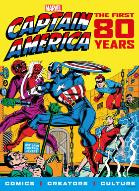 Captain America First 80 Years SC PX (07/14/2021)