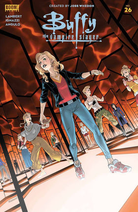 Buffy The Vampire Slayer #26 Cvr B Georgiev (06/02/2021)