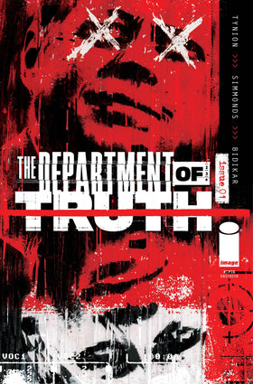 Department of Truth #1 5th Ptg (05/12/2021)