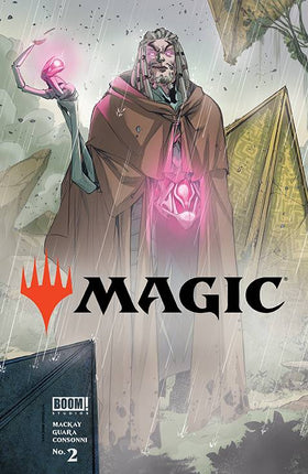 Magic the Gathering #2 2nd Ptg (06/02/2021)