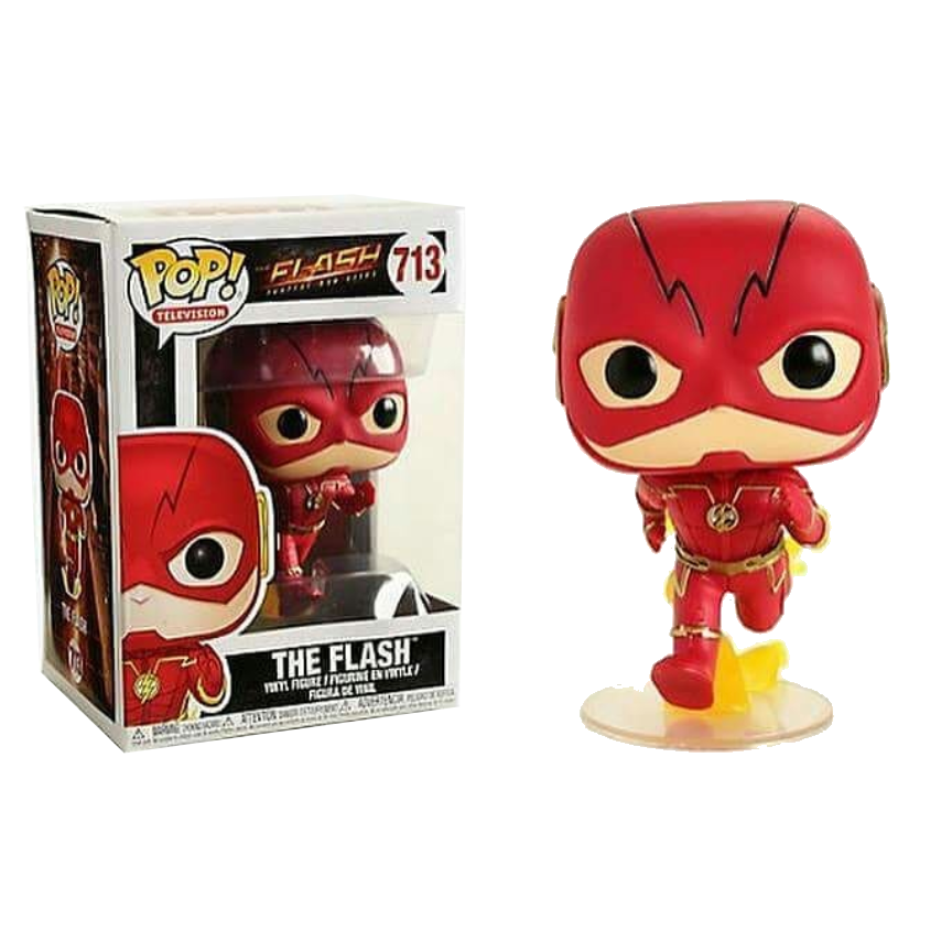 POP Television - The Flash - The Flash Running