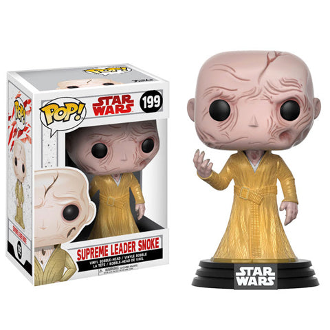 POP! - Star Wars - Supreme Leader Snoke