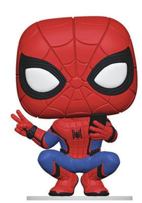POP! Marvel Spider-Man Far From Home Spider-Man Funko POP