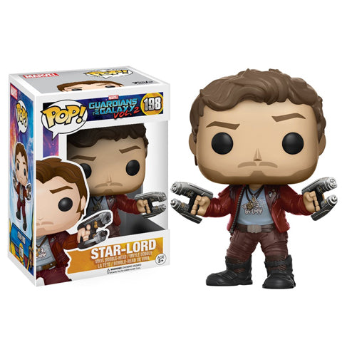POP! Marvel - Guardians of the Galaxy - Star-Lord