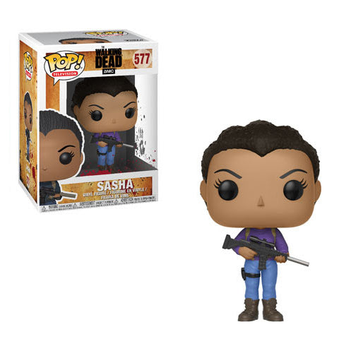 POP! Television - The Walking Dead - Sasha