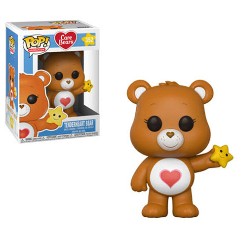 POP Animation - Care Bears - Tenderheart Bear