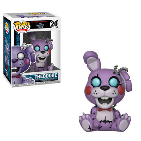 POP! Games - Five Night At Freddy's - Theodore