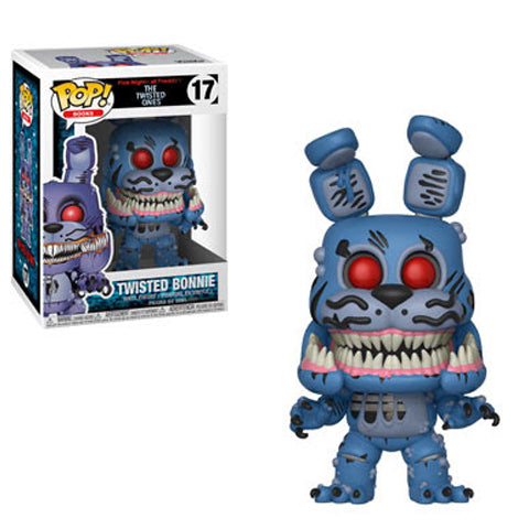 POP! Games - Five Night At Freddy's - Twisted Bonnie