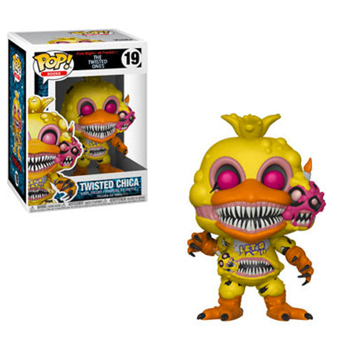 POP! Games - Five Night At Freddy's - Twisted Chica