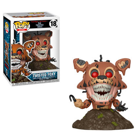POP! Games - Five Night At Freddy's - Twisted Foxy