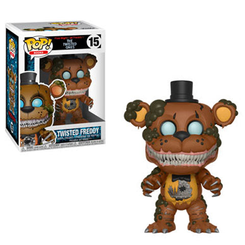 POP! Games - Five Night At Freddy's - Twisted Freddy