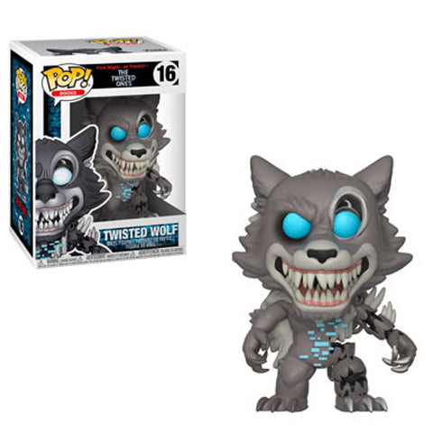 POP! Games - Five Night At Freddy's - Twisted Wolf