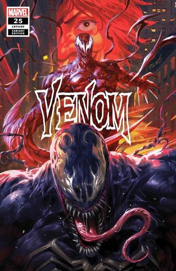 Venom #25 Derrick Chew Exclusive Trade Dress - State of Comics
