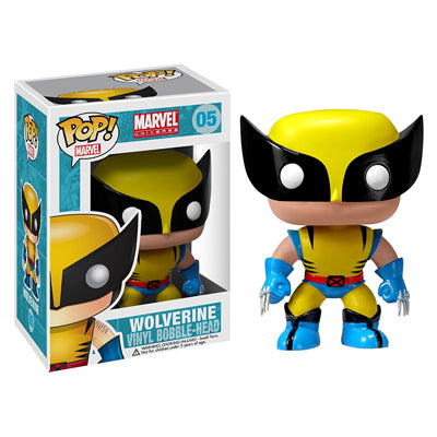 POP! Marvel - X-men - Wolverine